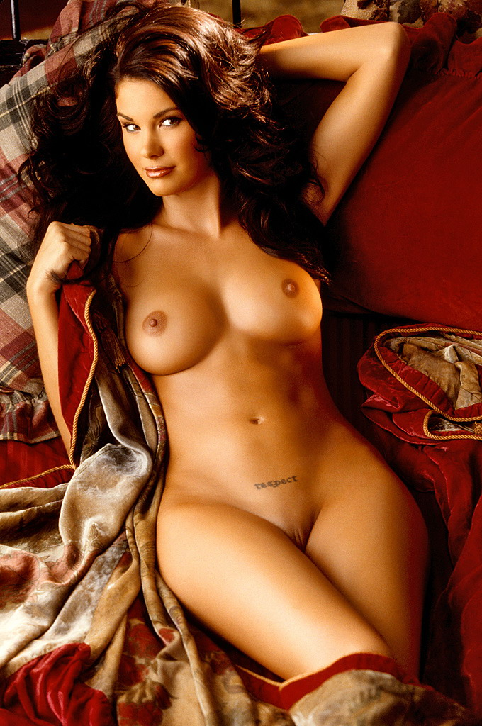 Jayde Nicole big tits Jayde Nicole playboy redhead snow winter