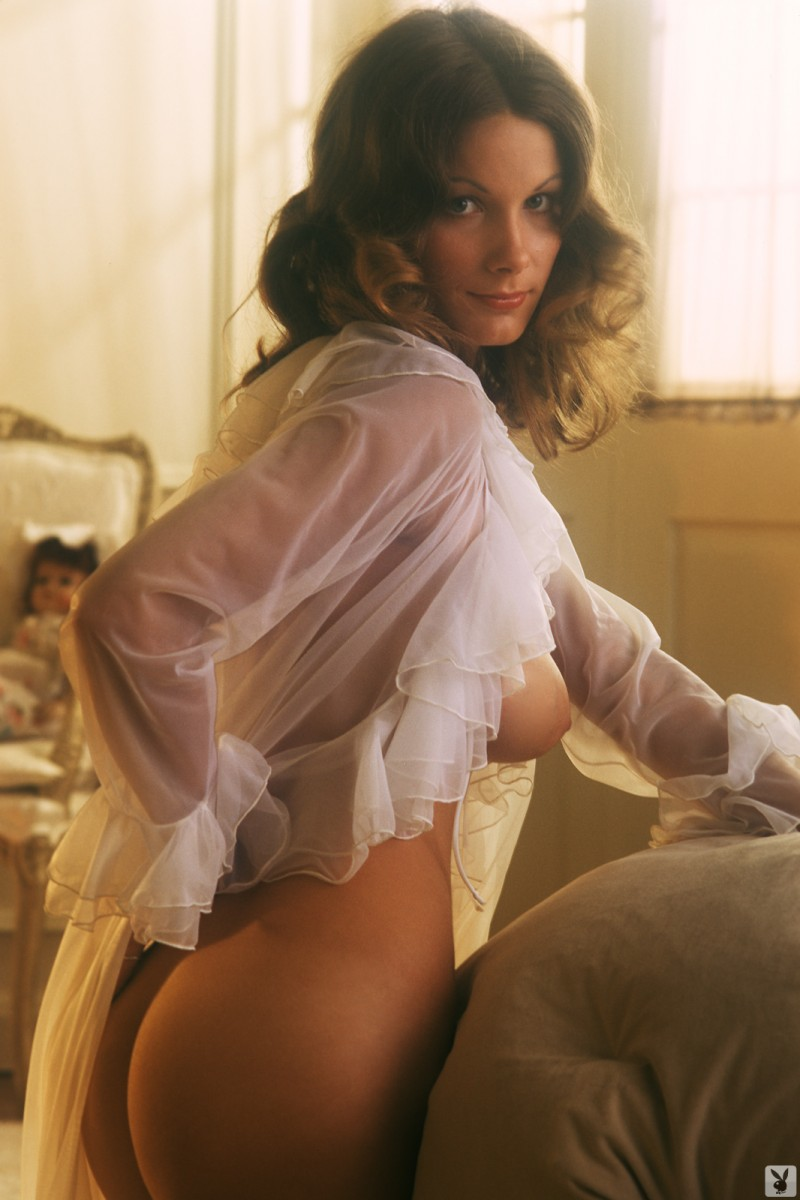 Nancy Cameron – Playmate of January 1974