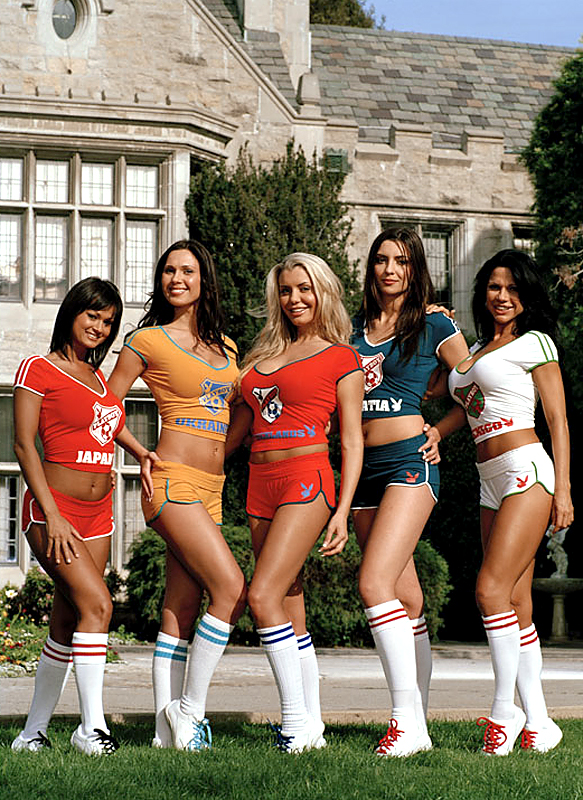 Playboy World Soccer Team