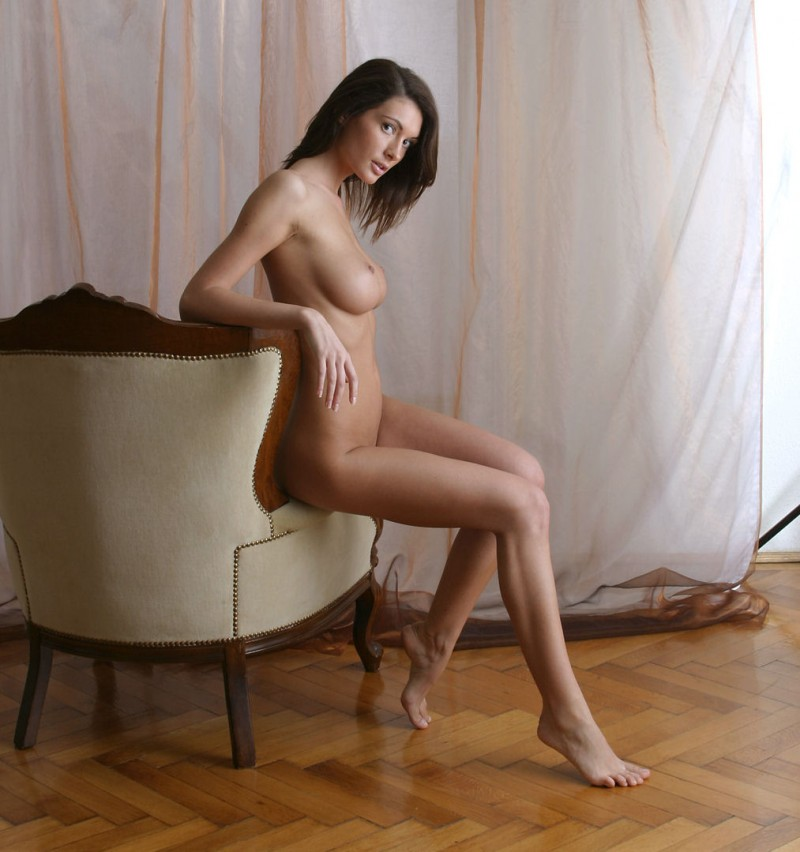 Kocsis Orsi in white fishnet  big tits brunette fishnet Kocsis Orsi