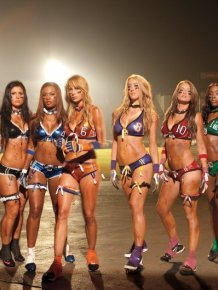 Playboy lingerie football league