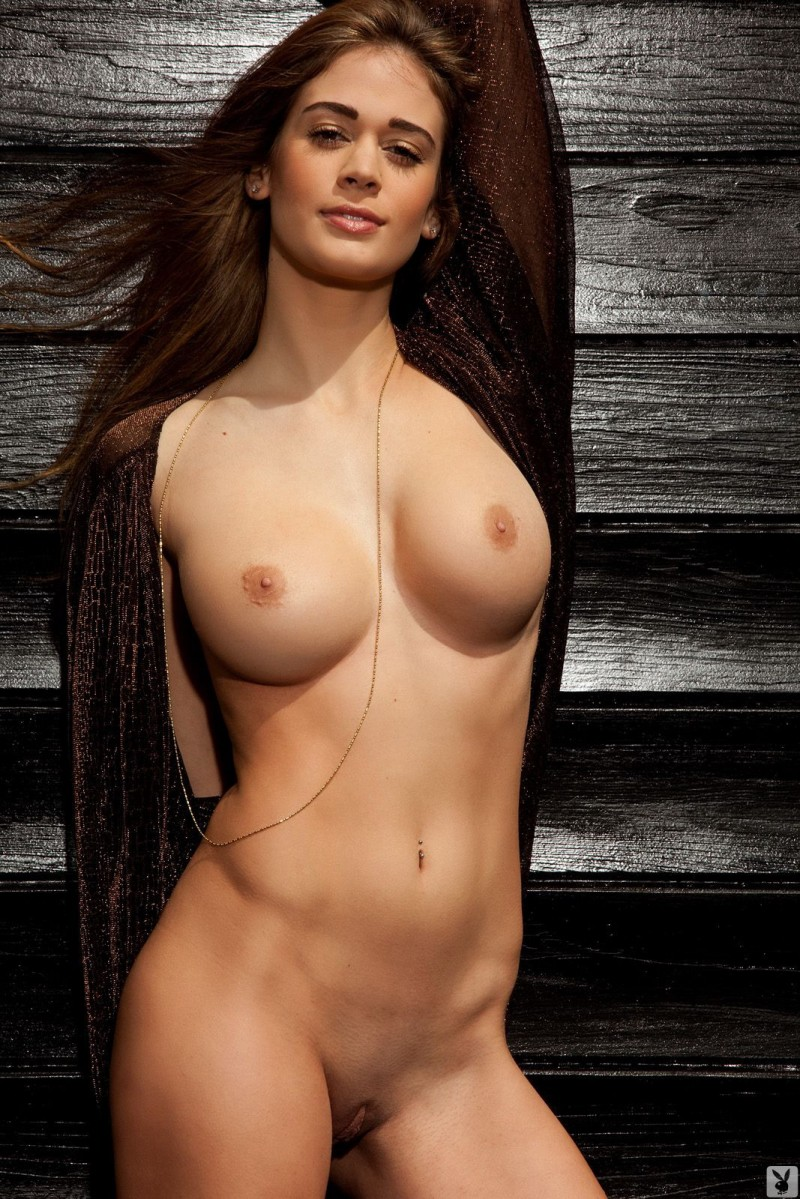 Lauren Elise in Playboy