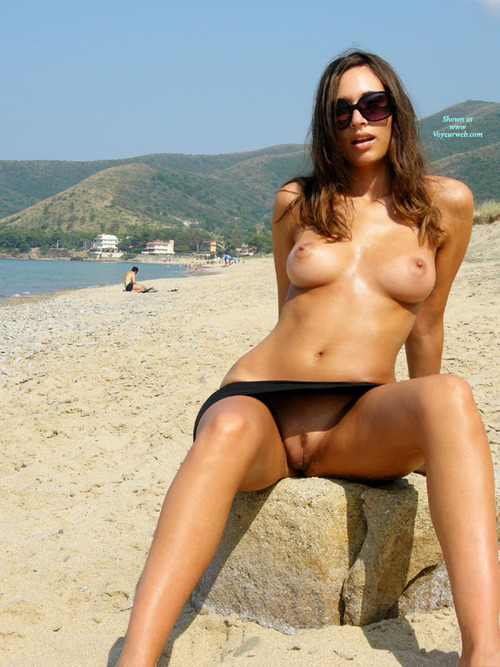 Nude in public compilation