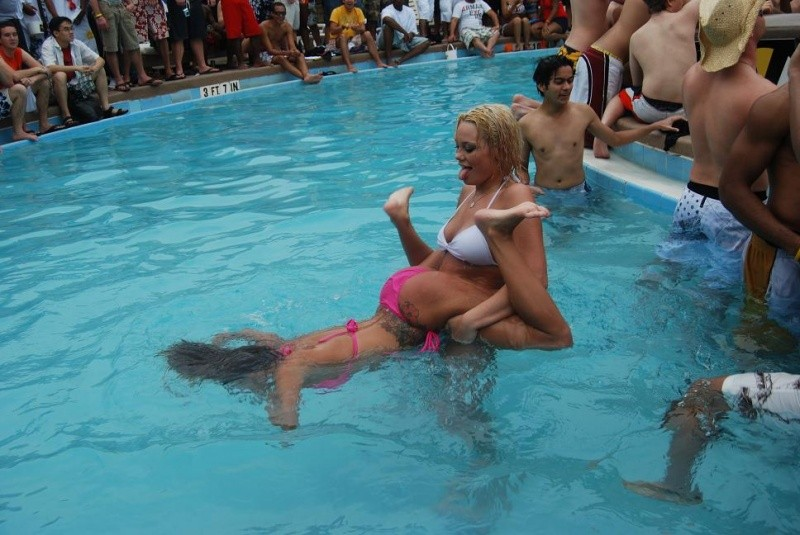 Bikini Party bikini contest party wet
