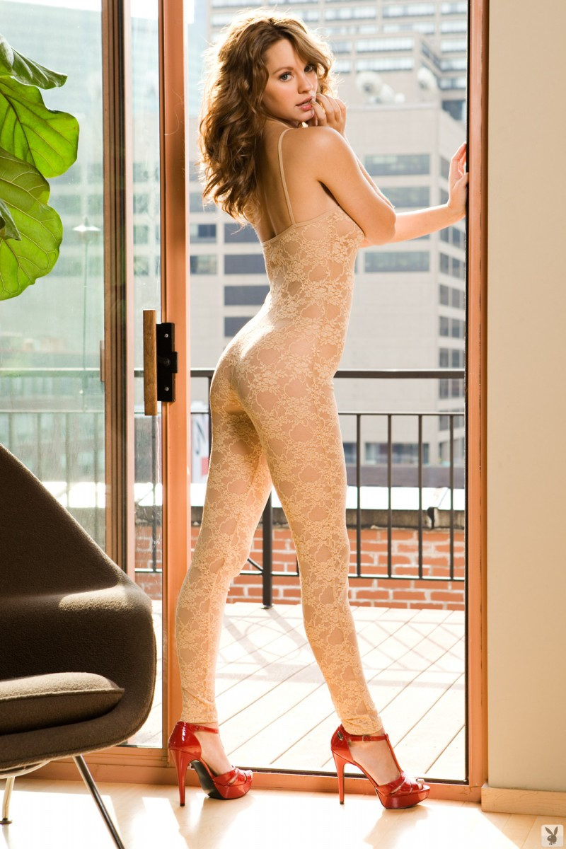 Cassie Keller – bodystocking