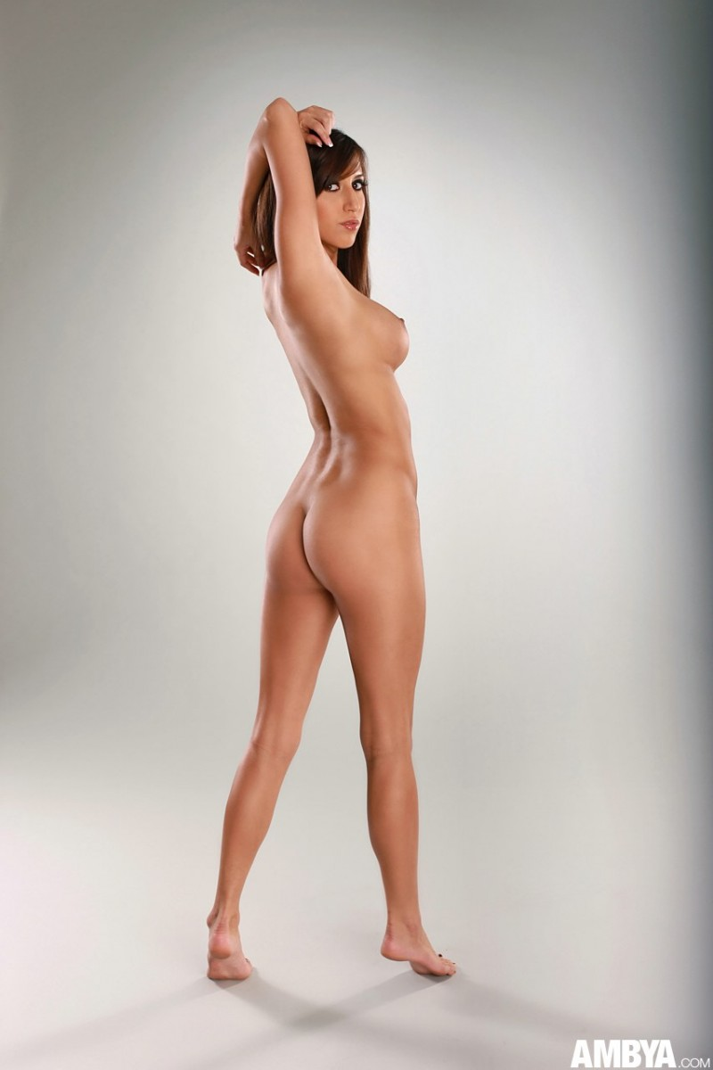 April O'neal completely naked