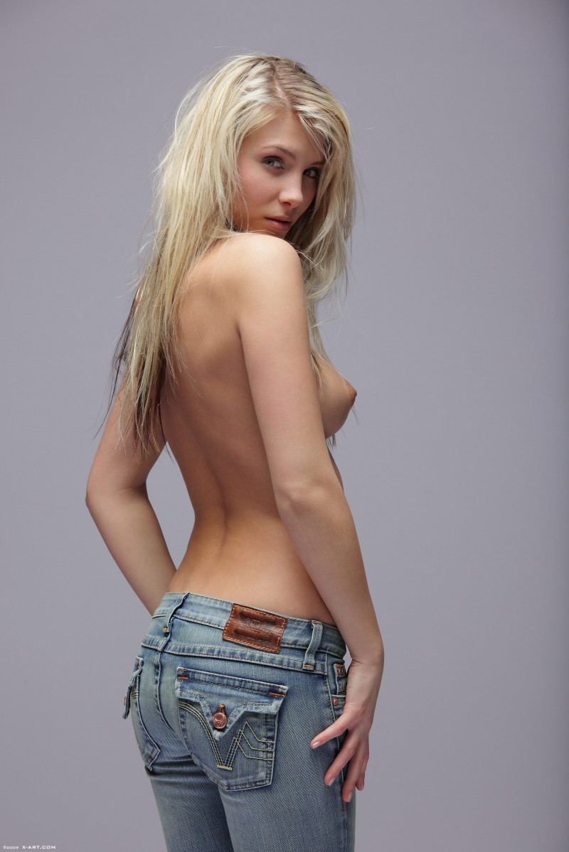 Girls in jeans compilation jeans