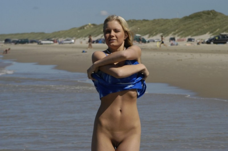 Danish nude beach girls