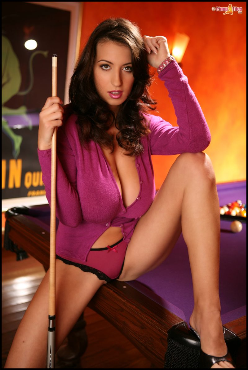Jana Defi – Game of billiards