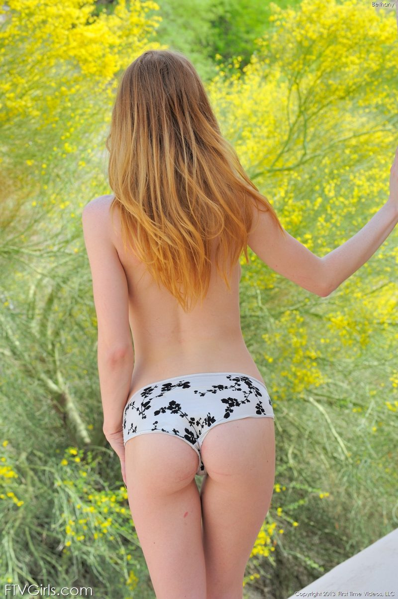 Bethanie Skye – Only panties bethanie skye ftv girls redhead Young girls