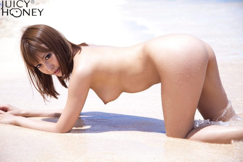 Asuka Kirara in bikini asian asians Asuka Kirara beach bikini seaside