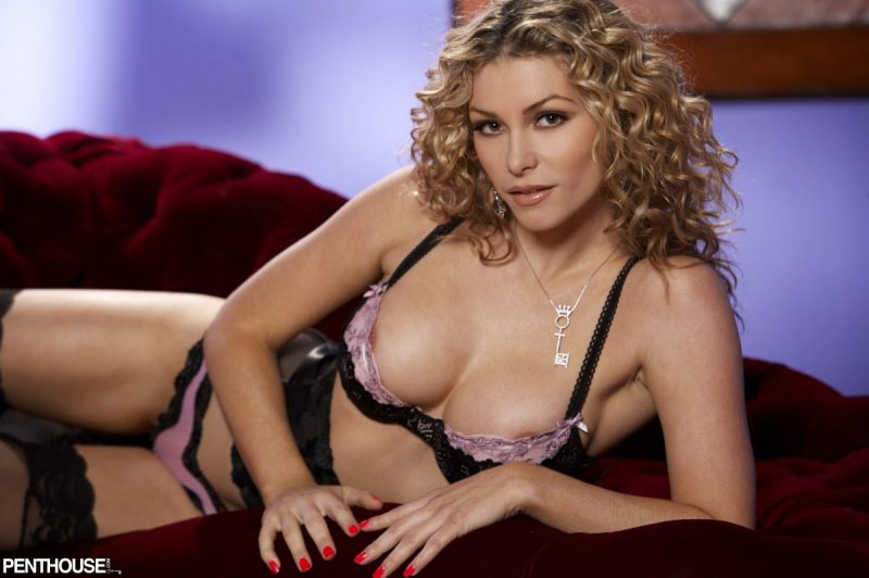 Heather Vandeven in stockings