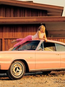 Allsion Parks - playmate of the year 1965