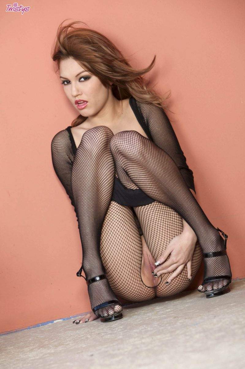 Kimberly Kato in bodystocking bodystocking fetish Kimberly Kato