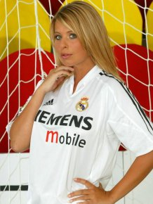Katerina Hovorkova – Real Madrid Girl