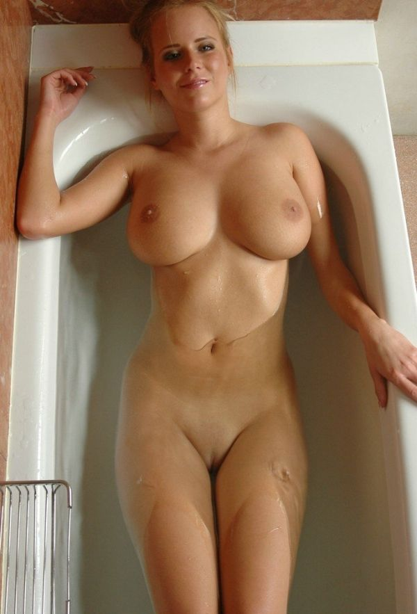 Big tits blonde in bathroom bathroom big tits blonde