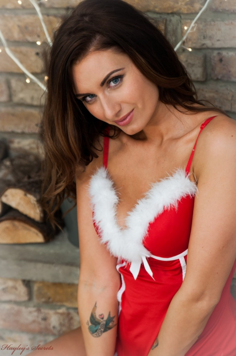 Sammy Braddy – Busty Christmas boobs Christmas Dress Up sammy braddy santa xmas