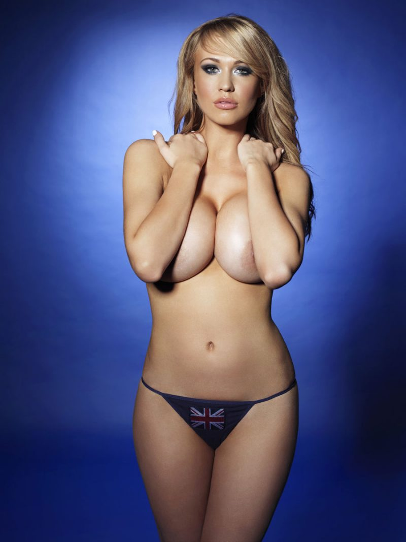 Sophie Reade – British Big Boobs Sensation big boobs blonde boobs Sophie Reade tits