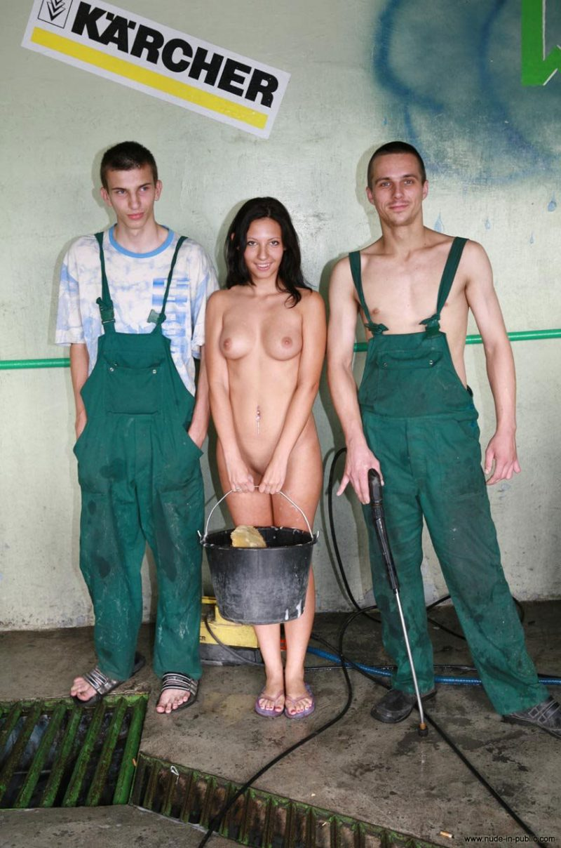 Justyna – Hand carwash vol.2