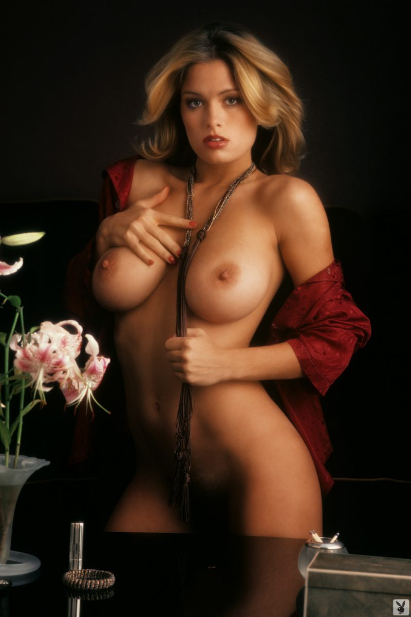 Gig Gangel – Miss January 1980