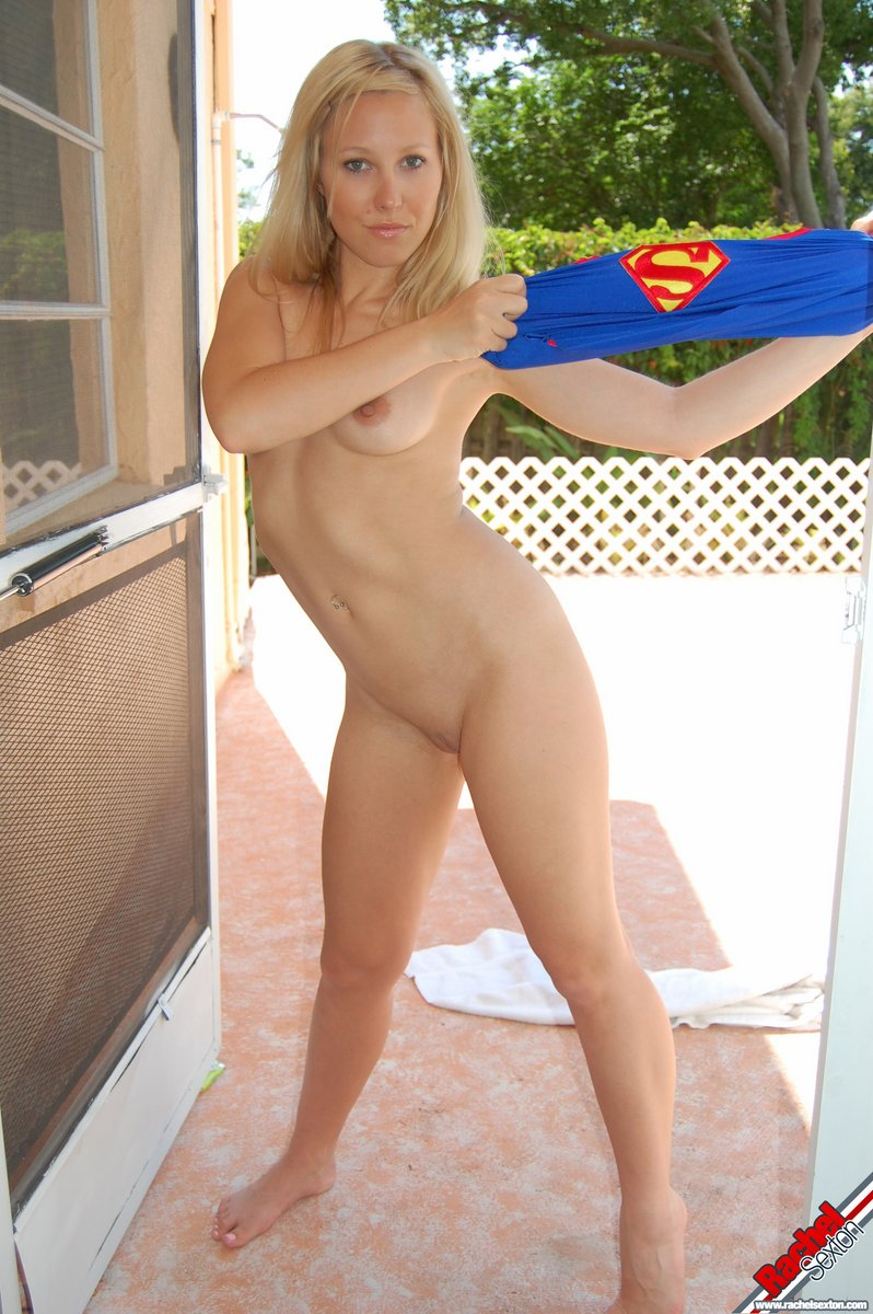 Rachel Sexton – Supergirl blonde Dress Up Rachel Sexton supergirl teen Young girls