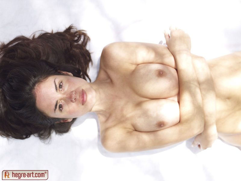 Muriel naked in the forest argentinian Latina latino muriel woods