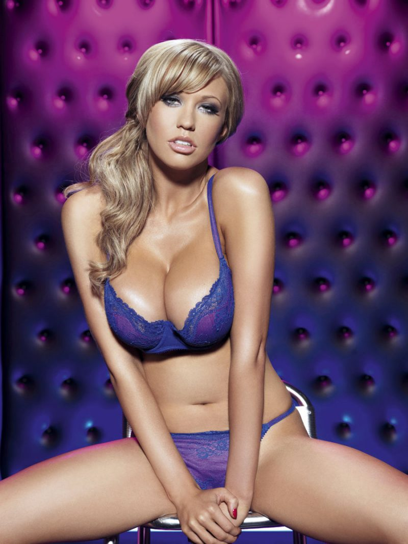 Sophie Reade for Nuts Magazine 2011