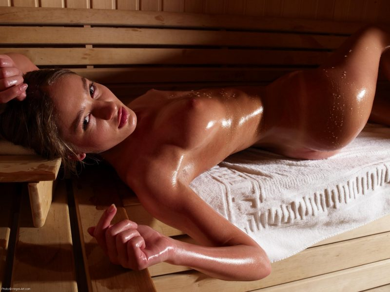 Veronika – Hot sauna