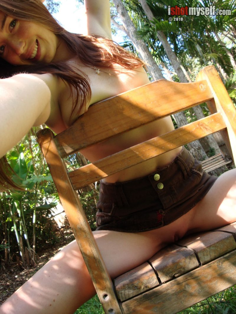 I shot myself – Charlie amateurs i shot myself self shot
