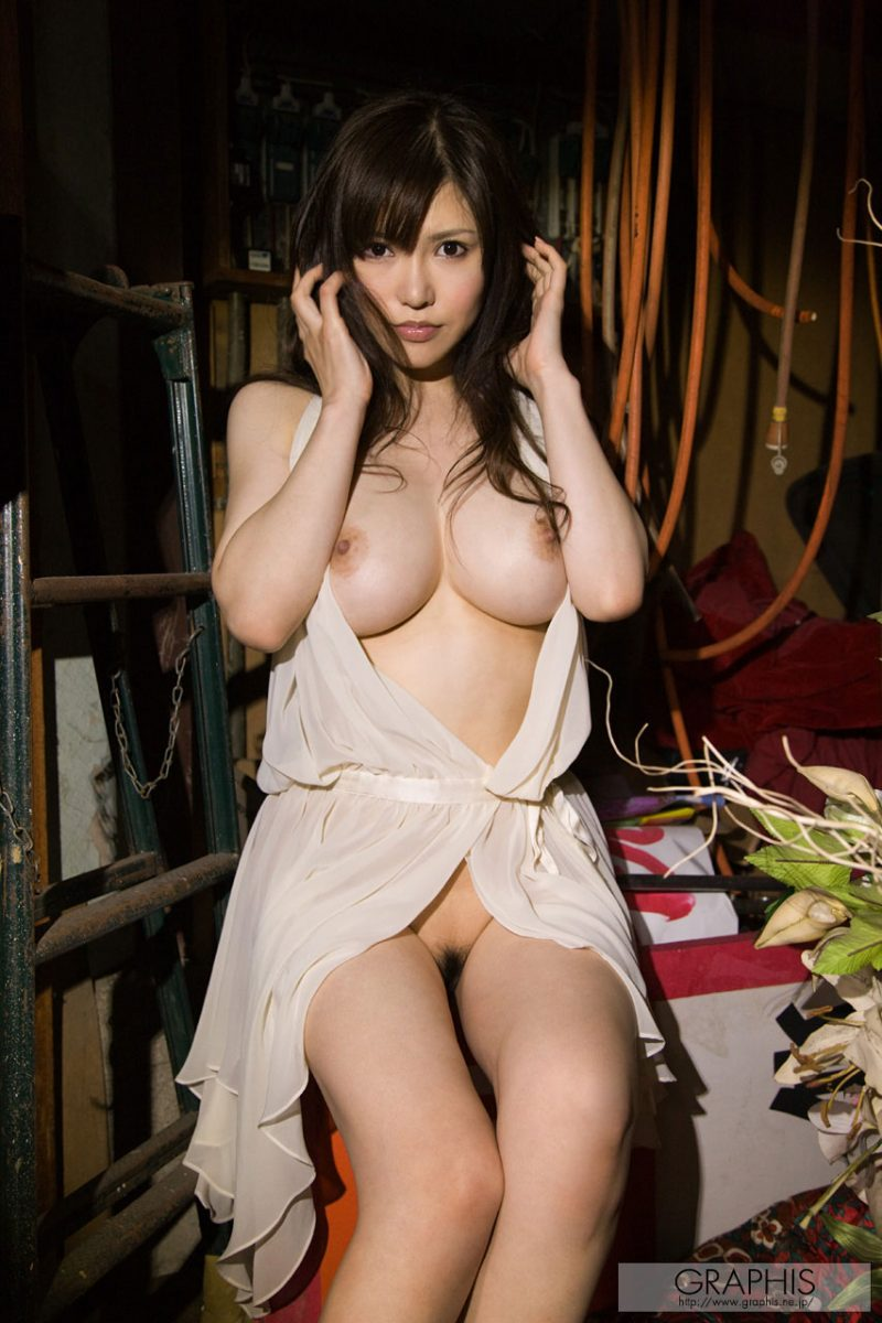 Anri Okita  – Busty Asian girl
