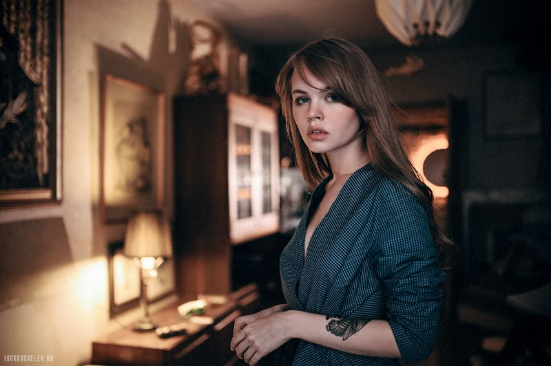 Anastasiya Scheglova – Photo by Igor Koshelev