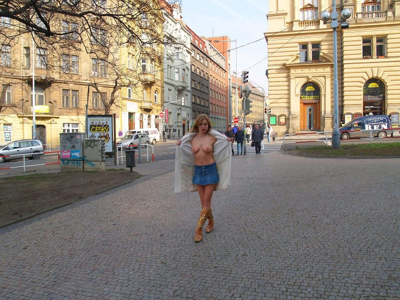 Alena Chayness – Prague city tour