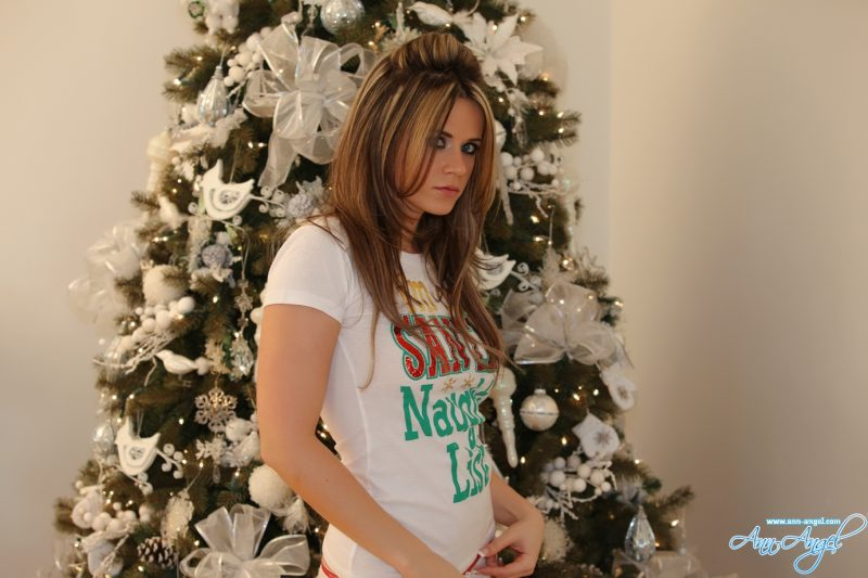 Ann Angel – Naughty Xmas