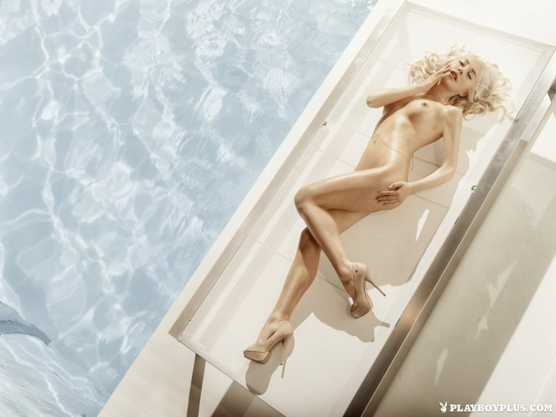 Amber Bassick – Underwater photos amber bassick blonde playboy Super Chicks underwater