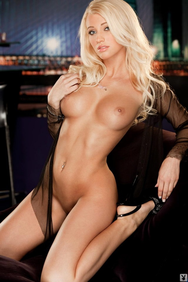 Olivia Paige big tits blonde high heels Olivia Paige playboy
