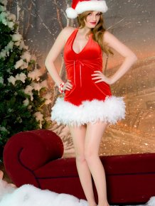 Santa's girls - Faye Reagan