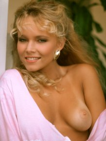 Katherine Hushaw – Miss October 1986