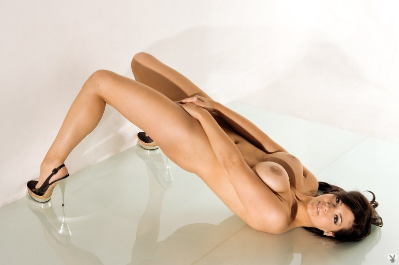 Samantha Buxton in playboy