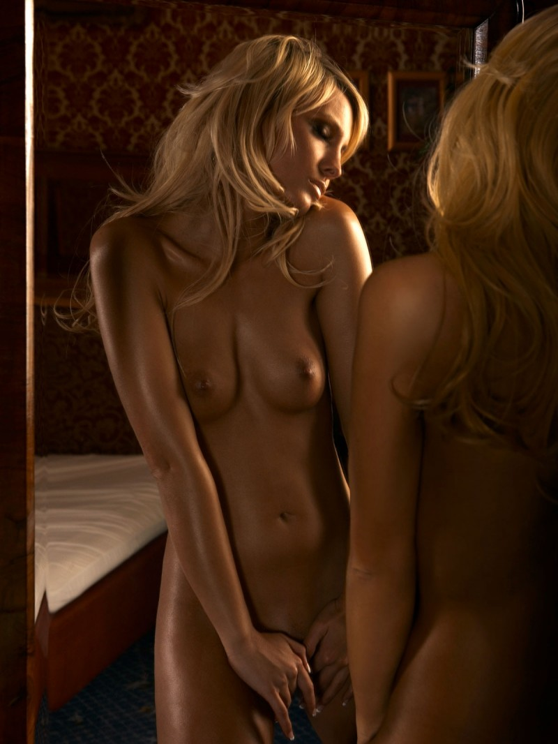 Doreen Seidel blonde Doreen Seidel playboy stockings